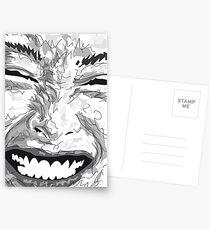 Smile Postkarten