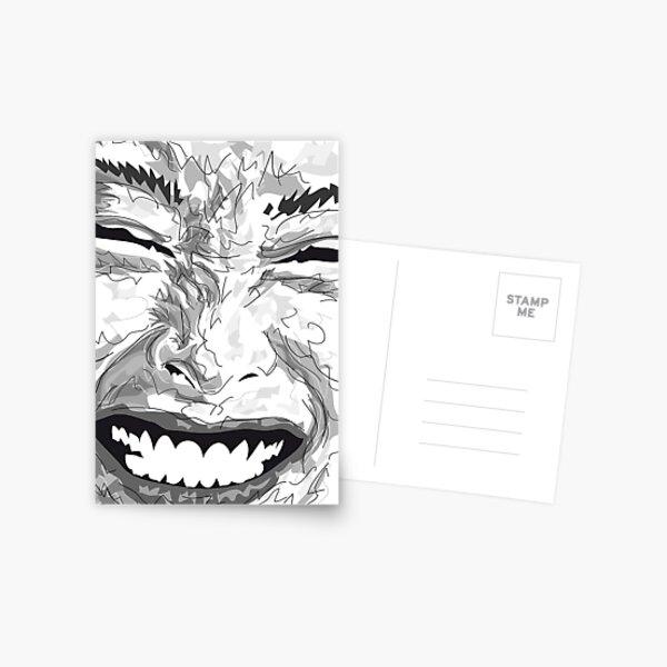 Smile Postkarte