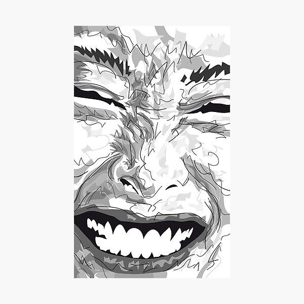Smile Fotodruck