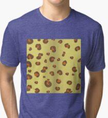 animal skin Tri-blend T-Shirt