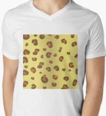 animal skin Men's V-Neck T-Shirt