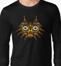 Steampunk Mask Long Sleeve T-Shirt
