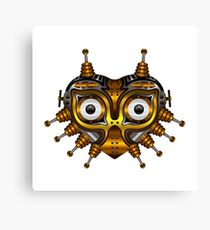Steampunk Mask Canvas Print