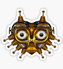 Steampunk Mask Sticker