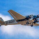 """Junkers Ju-52/3m D-CDLH/D-AQUI """"Tempelhof"""" by Colin Smedley"""