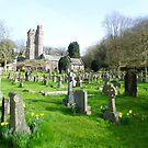 Salcombe Regis church by brucemlong