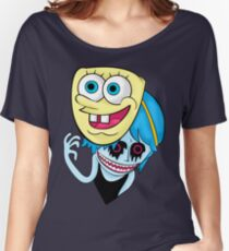 Dark Side and Happiness Women's Relaxed Fit T-Shirt