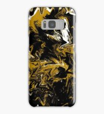 Cave Abstract Expressionism Samsung Galaxy Case/Skin