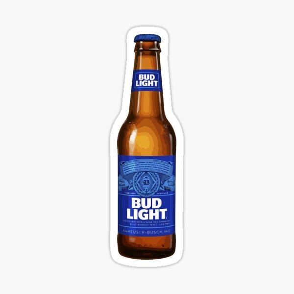 Bud Light Beer Sticker