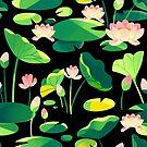 Lotus by Anushbanush
