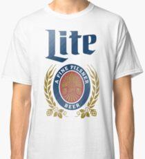 LITE (A FINE PILSNER) BEER Classic T-Shirt