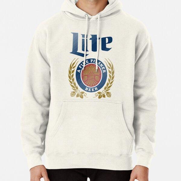 LITE (A FINE PILSNER) BEER Pullover Hoodie