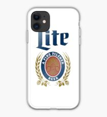 Bud Light NFL Kickoff Can Cold iphone case