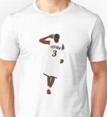 Allen Iverson Hand To Ear  Unisex T-Shirt