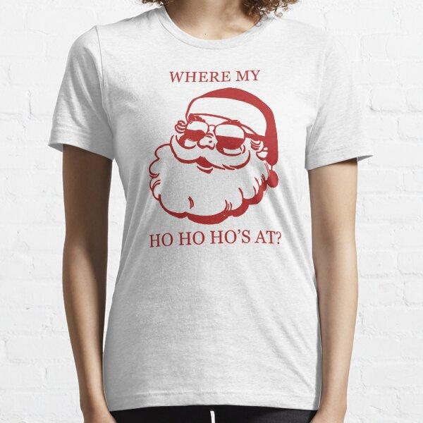 Pimp Santa Essential T-Shirt
