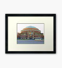 The Royal Albert Hall Framed Print
