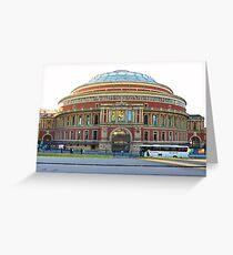 The Royal Albert Hall Greeting Card