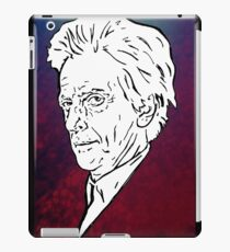 The Doctor is in. iPad Case/Skin