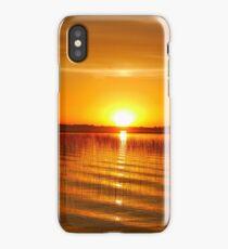 Sunset #10 iPhone Case/Skin