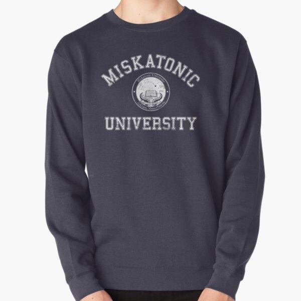 Miskatonic U Pullover Sweatshirt