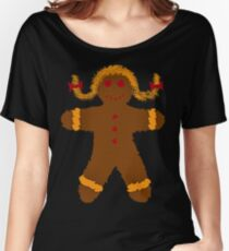 COOKIE GIRL Women's Relaxed Fit T-Shirt