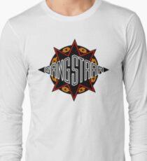 Gang Starr high quality logo Long Sleeve T-Shirt