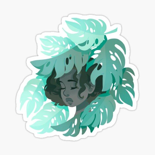 Monstera Deliciosa  Sticker