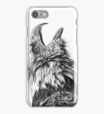 Screaming Eagle iPhone Case/Skin