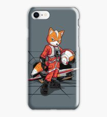 Rebel Fox iPhone Case/Skin