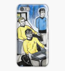 Trek of the Conchords iPhone Case/Skin