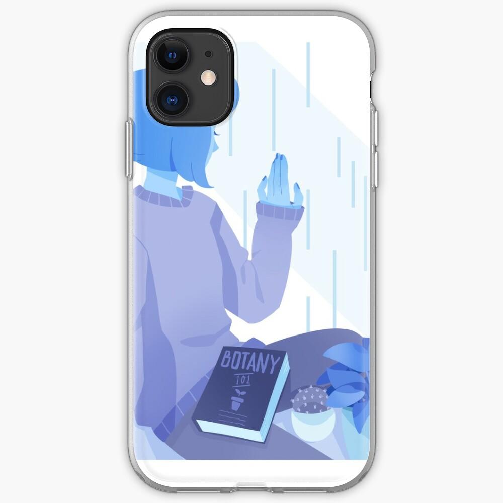 Rainy Days iPhone Soft Case