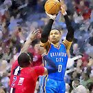 Russel Westbrook by NBA-Scholar