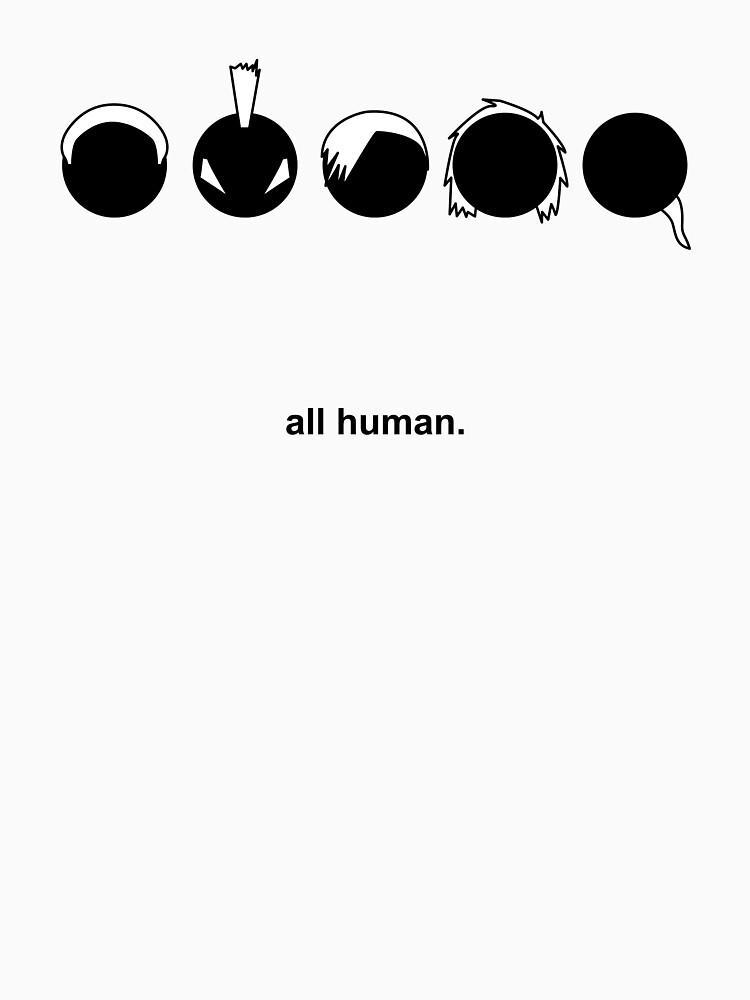 all human ~taste~ by ffuuzz