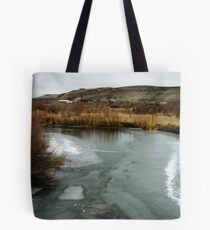 A Glass of Icewater Tote Bag