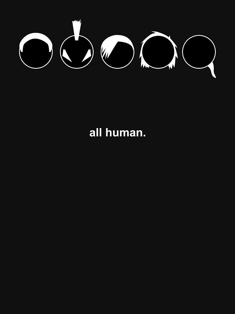 all human ~taste~ (black) by ffuuzz