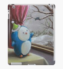 The Penguin and the Robin iPad Case/Skin