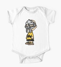 MF Doom x Charlie Brown Original Kids Clothes