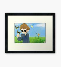 EDDSWORLD- Bring May Flowers (May) Framed Print