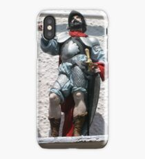 An Anglo saxon warrior  iPhone Case