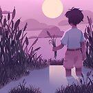 Marsh by Anushbanush