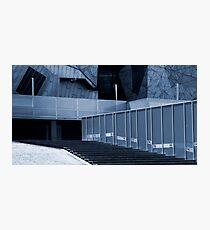 Federation Square Photographic Print