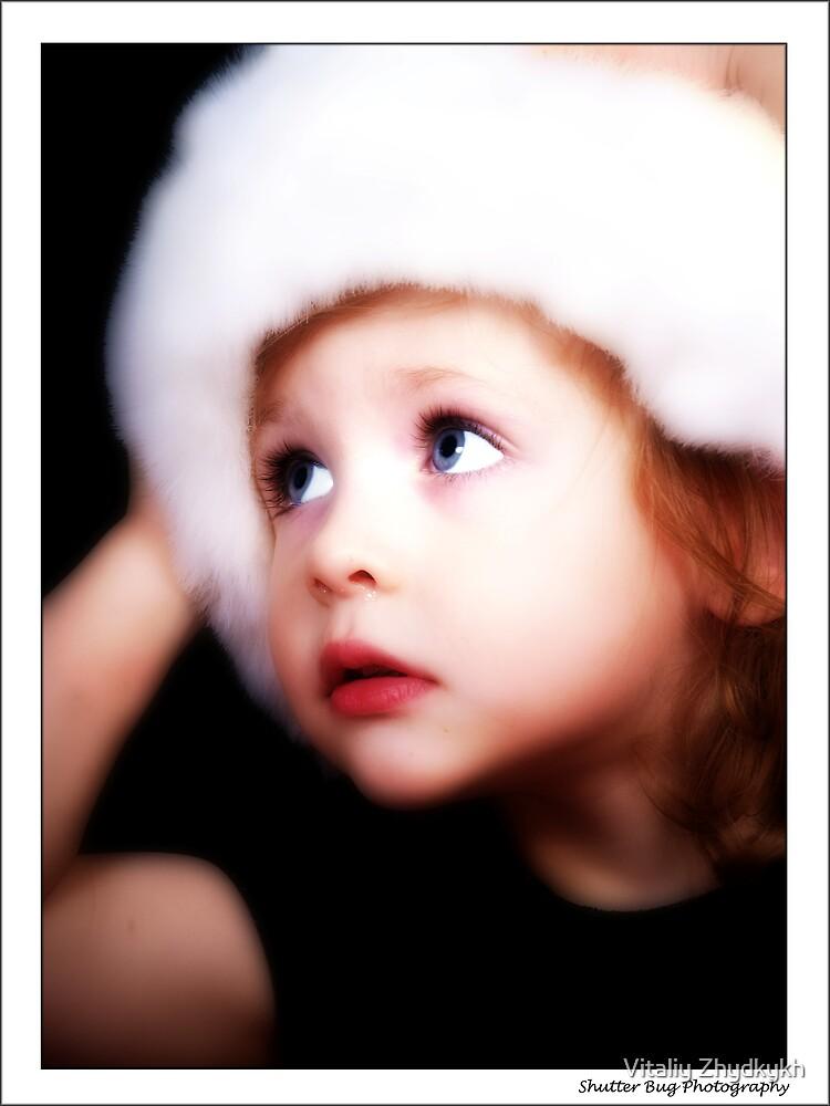 Santa Baby by Vitaliy Zhydkykh