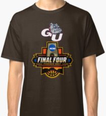 gonzaga final four Classic T-Shirt