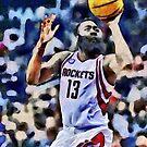 James Harden by NBA-Scholar