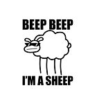 Beep. Beep. I'm a sheep. I said beep beep I'm a sheep. - ASDFMOVIE10 by Néstor Oubiña Arriaga