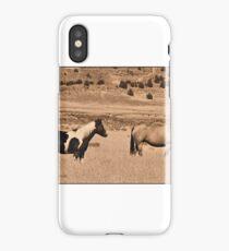 Knee Deep In Tall Grass iPhone Case