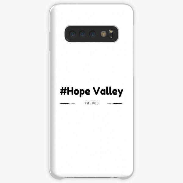 When Calls the Heart #Hope Valley Est. 1910 Samsung Galaxy Snap Case