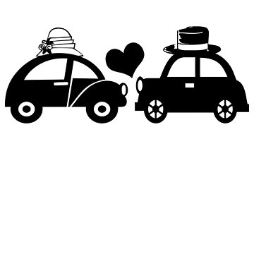 Cute Car Couple (lovers) by krice