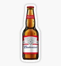 Budweiser v2 Sticker