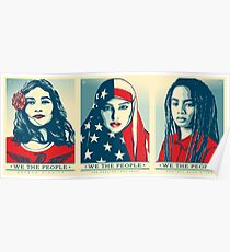 Women's March Official Poster 2017 HD Poster